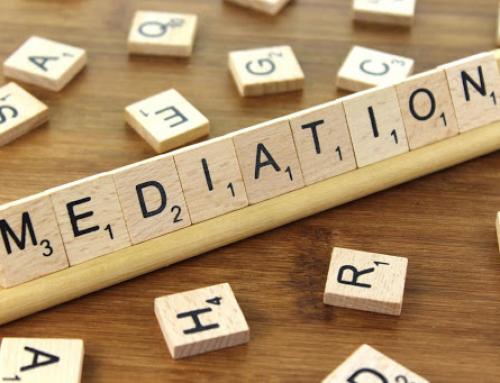 Wetgeving op het gebied van mediation in de maak